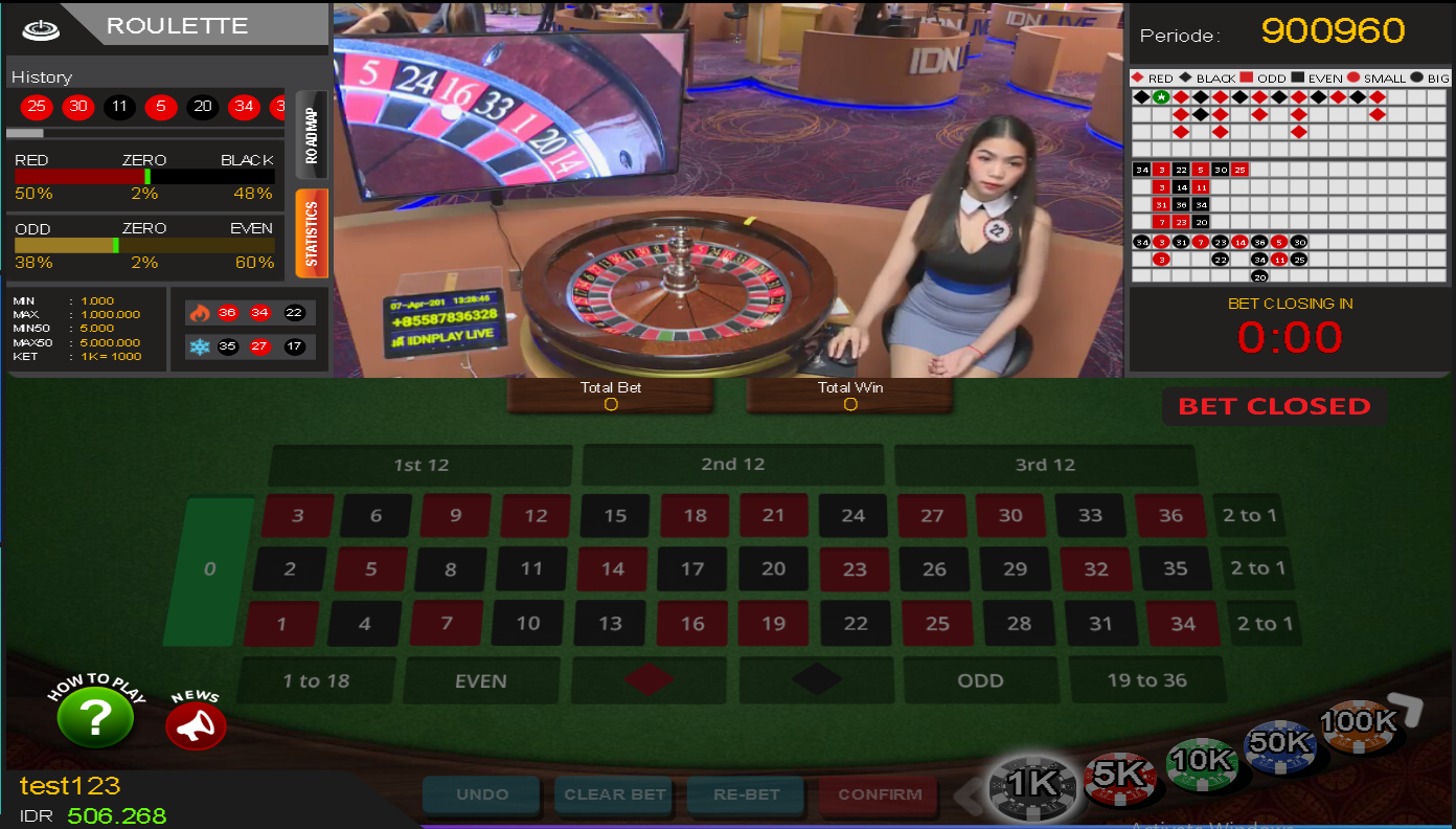Spin slot game